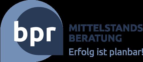 bpr Mittelstandsberatung Logo