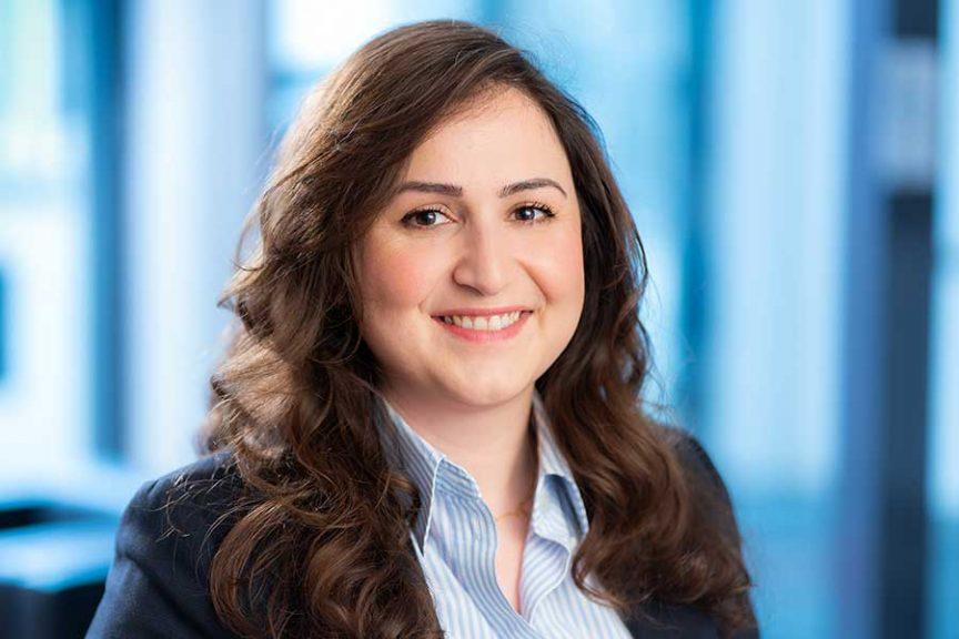 bpr Mittelstandsberatung Marina Markanian Portrait