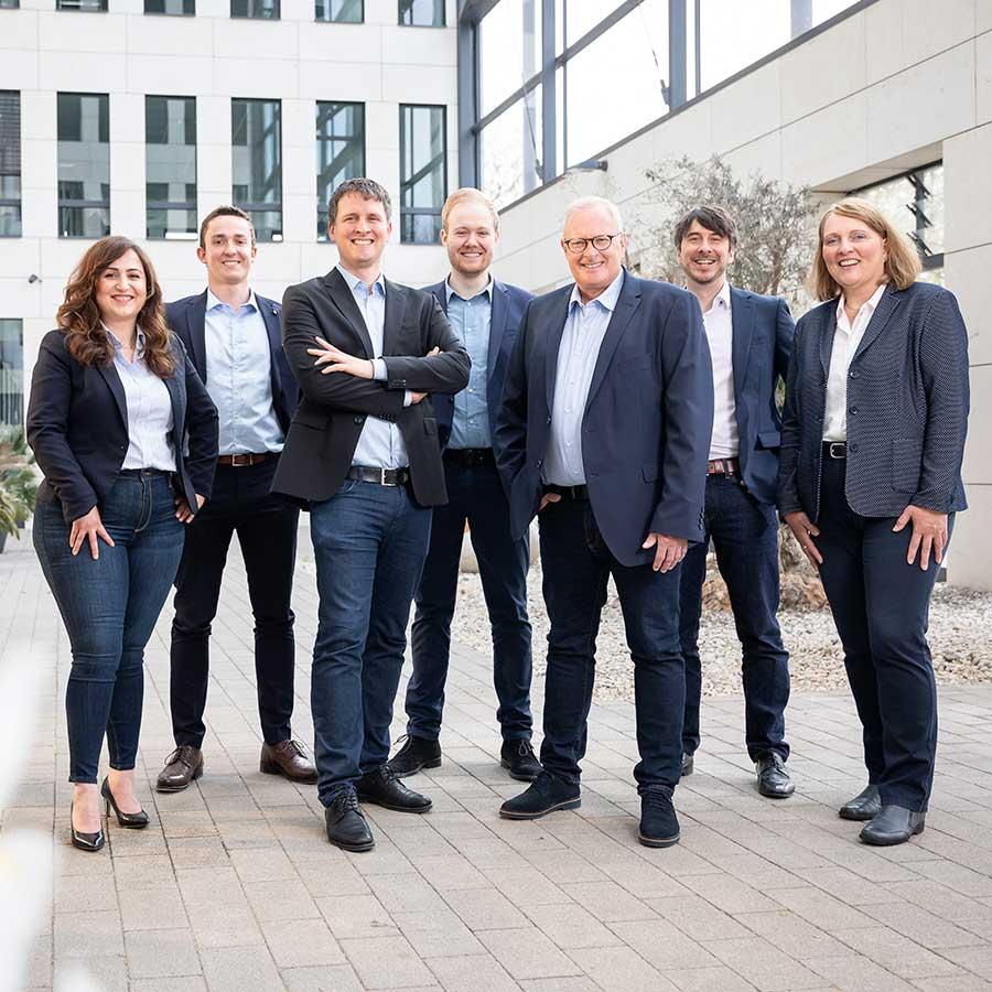 bpr Mittelstandsberatung Team